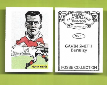 Barnsley Gavin Smith 3 (FC)